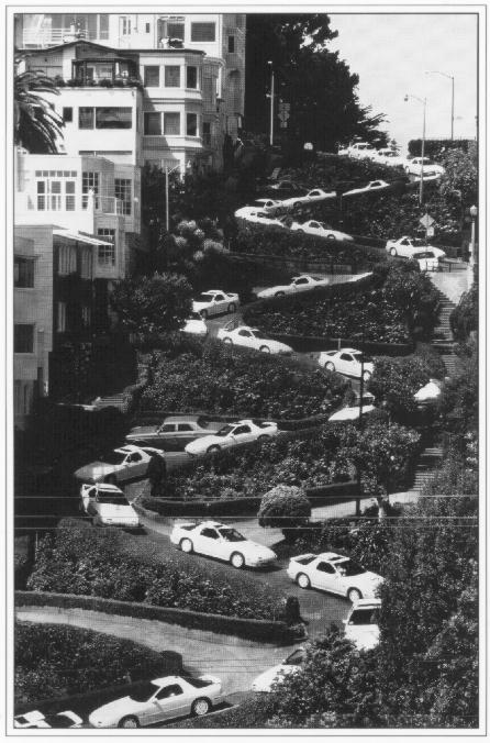 10th Anniversary Rx-7s on Lombard